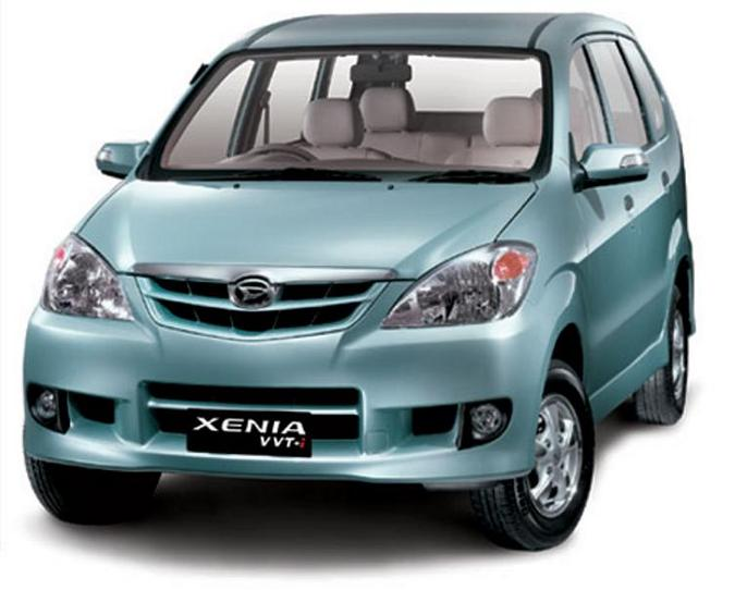 Mobil Xenia Rental Mobil Yogyakarta