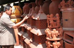 Kasongan Sentra Industri Gerabah Yogyakarta