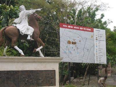Goa Selarong yogyakarta