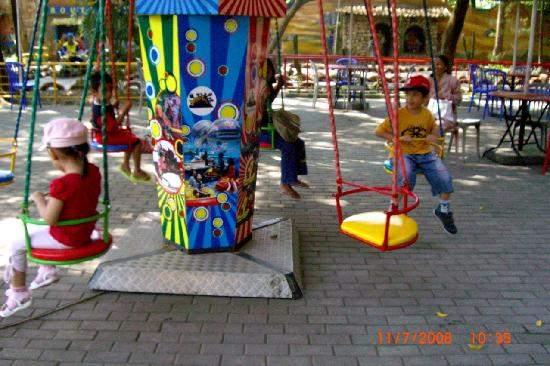 merry go round Kids Fun Yogyakarta