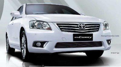 Toyota Camry terbaru