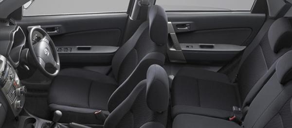Rental Mobil Daihatsu Terios Jogja