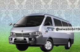 Rp.50Rb Sewa Pregio Jogja : Mobil KIA 12-20 Seat 2017