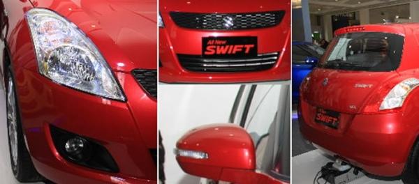 Rental Mobil Swift Yogyakarta