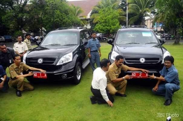 Mobil Esemka Rajawali Rakitan Murid Smk Negeri 2 Surakarta