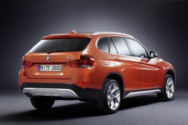 BMW X1 2013 USA rental mobil yogyakarta