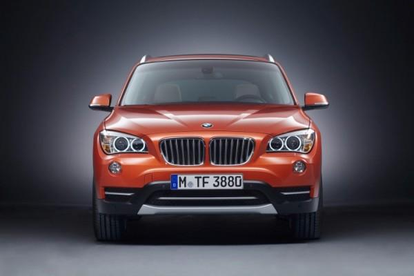 BMW X1 2013 rental mobil yogyakarta