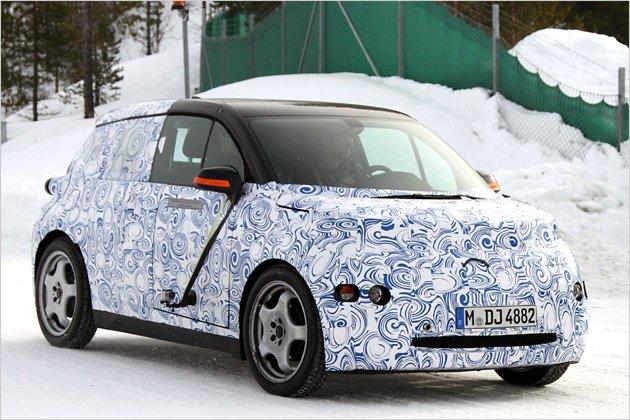 BMW i3 sewa mobil yogyakarta
