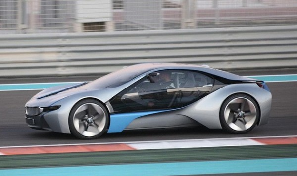 BMW i8 rental mobil yogyakarta satrio langit