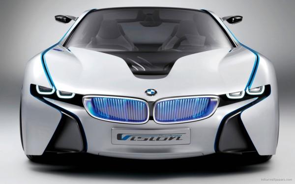 BMW i8 rental mobil yogyakarta
