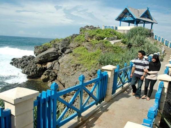 Pantai Kukup Rental mobil Jogja murah