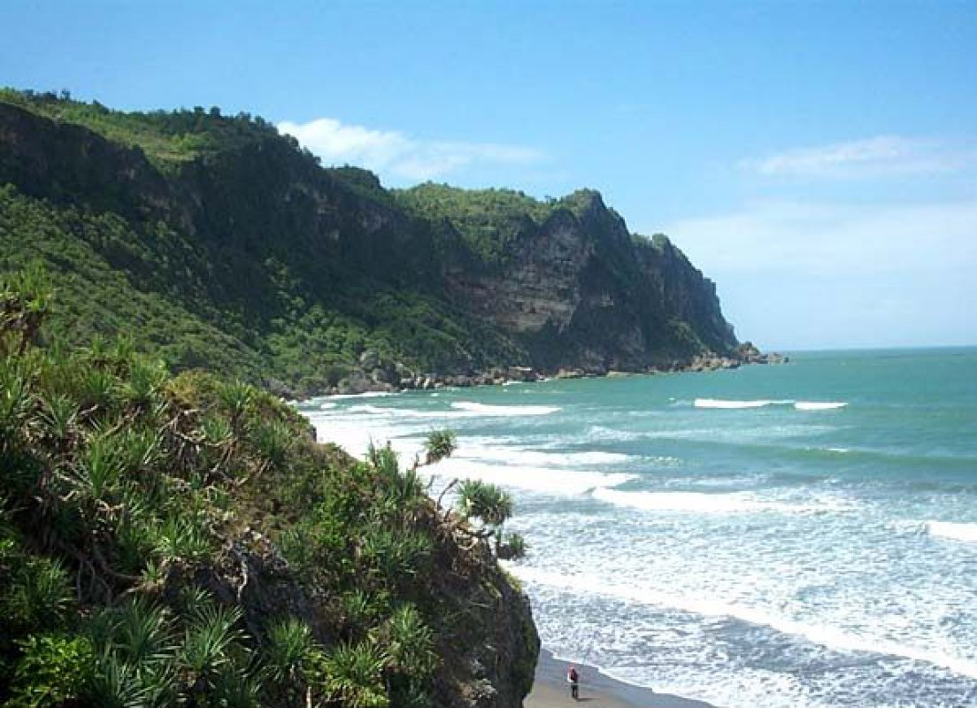 Pantai Parangtritis Paket Wisata Jogja