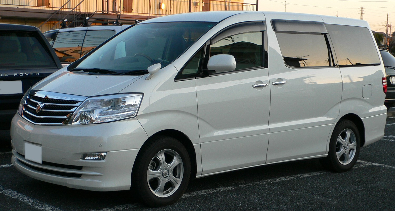 Toyota Alphard JASA RENTAL MOBIL YOGYAKARTA MURAH