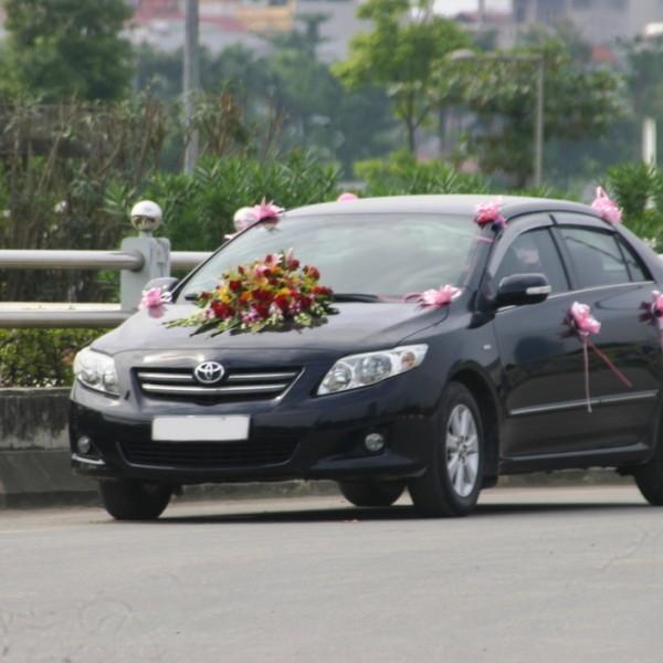 Toyota Corolla Altis mobil pengantin rental mobil yogyakarta