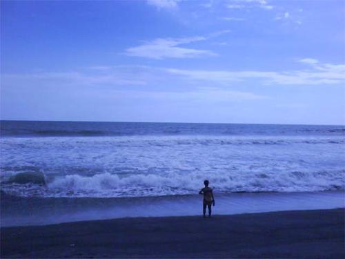 Paket Wisata Yogyakarta Pantai Samas