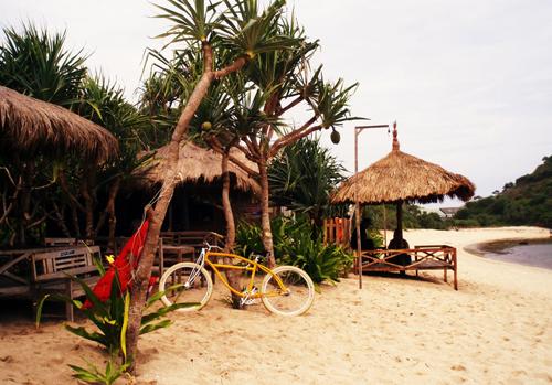 Pantai Indrayanti rental mobil jogja
