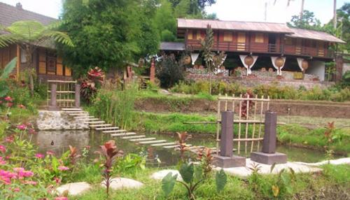 Pondokan Desa Wisata Kembangarum rental mobil jogja