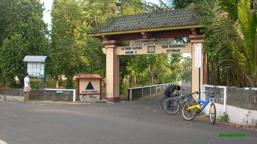 lokasi desa wisata ketingan rental mobil murah di yogyakarta