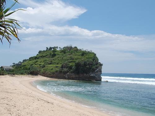 lokasi pantai sundak paket wisata yogyakarta murah