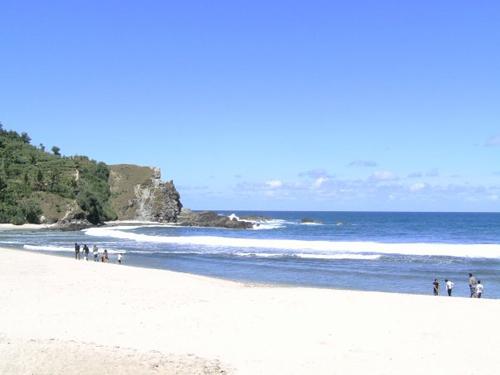pantai siung paket wisata yogyakarta
