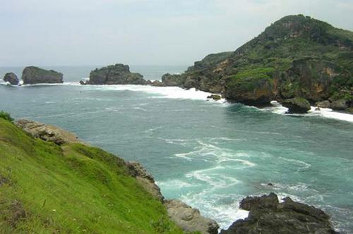 pantai siung wisata jogja