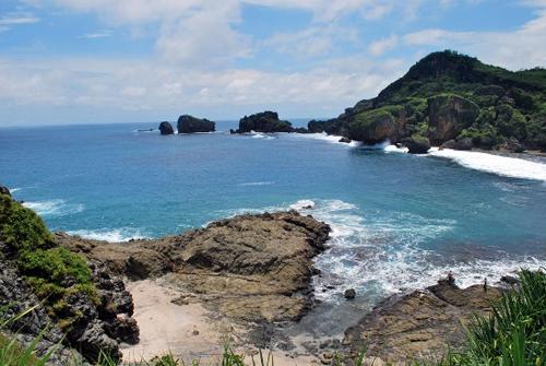 pantai terindah di dunia wisata yogyakarta