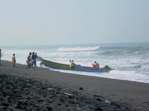 Pantai Bugel Yogyakarta