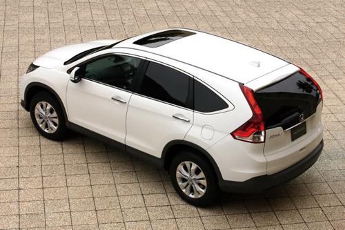 Mobil Honda CRV Terbaru 2012 rental mobil jogja