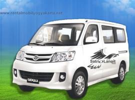 Rp.50Rb Sewa Luxio Jogja : Rental Mobil Daihatsu New 2017