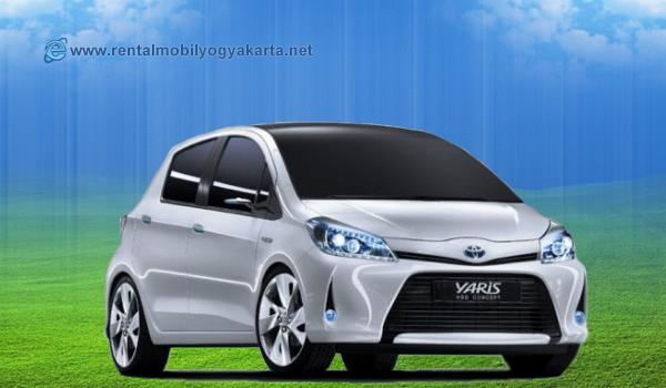 Sewa Mobil Toyota Yaris Jogja