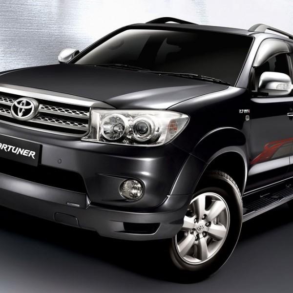 Toyota Fortuner rental mobil yogyakarta