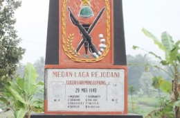 Monumen Tentara Pelajar Palagan			No ratings yet.