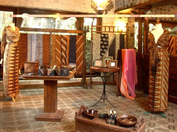 Museum Batik Ullen Sentalu