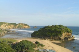Pantai Sepanjang Yogayakarta