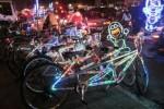 sepeda lampu alun-alun kraton jogja