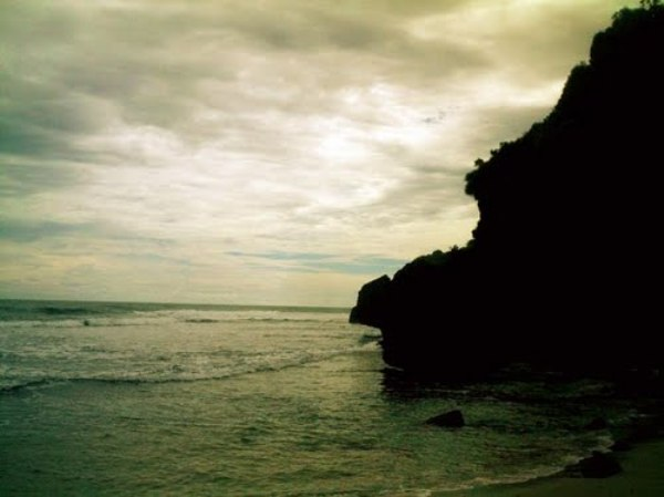 Pantai Butuh Pantai Gunung Kidul Wonosari