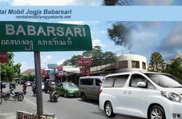 Rental Mobil Jogja Babarsari Gejayan Jl. Solo