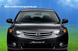 Rental Sewa Accord Jogja : Mobil Honda All New 2017
