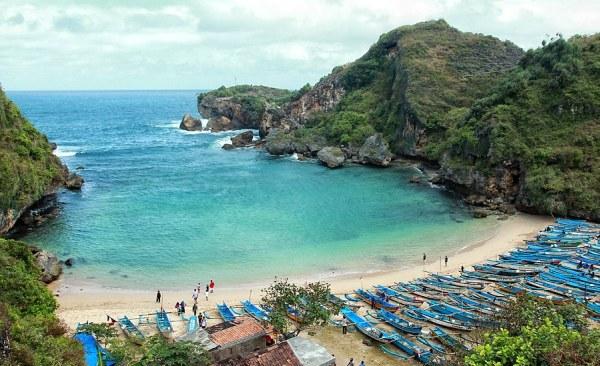 Pantai Gunung Kidul Yogyakarta, Pantai Gunungkidul, Pantai Indah Gunung Kidul, Pantai Pantai Gunung Kidul