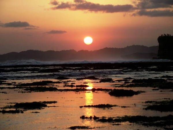 Pantai Jungwok Daftar Wisata Gunung Kidul