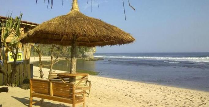 Pantai Pulang Syawal Jogja