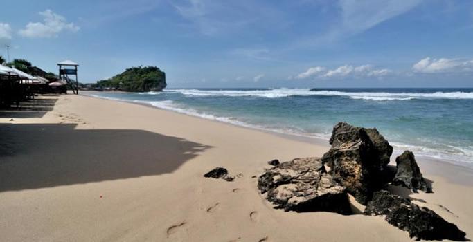 Pantai Pulang Syawal Yogyakarta