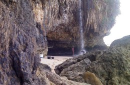 Pantai Seruni Gunung Kidul, Emas yang Tersembunyi