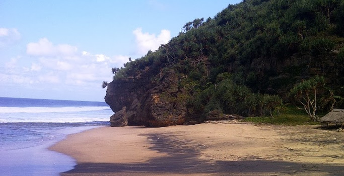 Pantai Seruni Yogyakarta