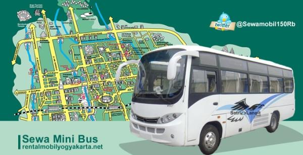 Bus Pariwisata Dari Di Jogja