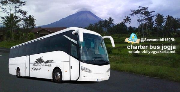 Bus Wisata Jogjakarta