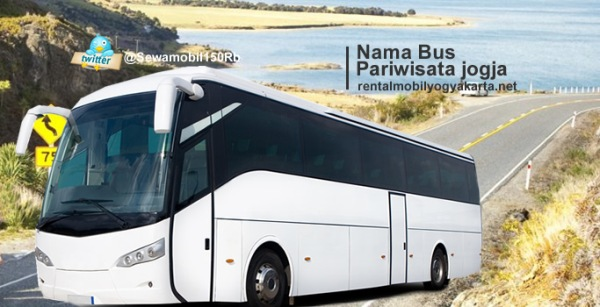 Charter Bus Wisata Jogja
