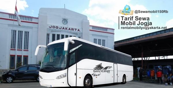Info Bus Pariwisata Di Jogjakarta