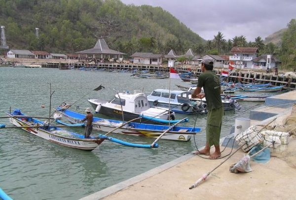 Pantai Sadeng Yogya