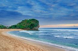 Pantai Indrayanti Gunung Kidul